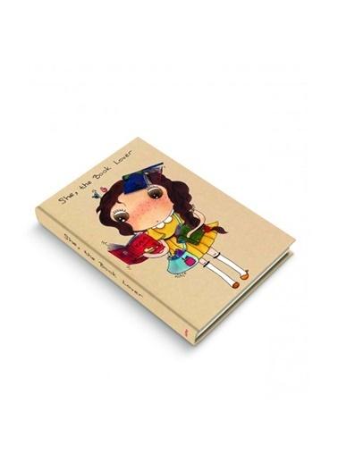 Deffter She The Book Lover Nihi Renkli